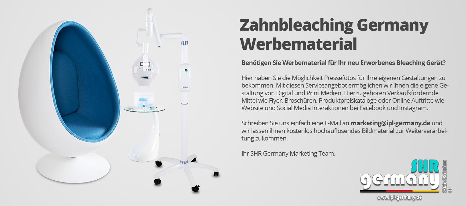 SHR_Germany_Bleaching_Werbematerial