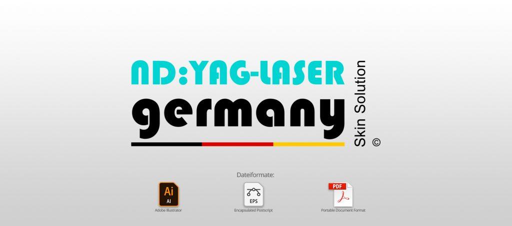 SHR-Germany_YaG_LASER_Mobil_Werbematerial_Logo
