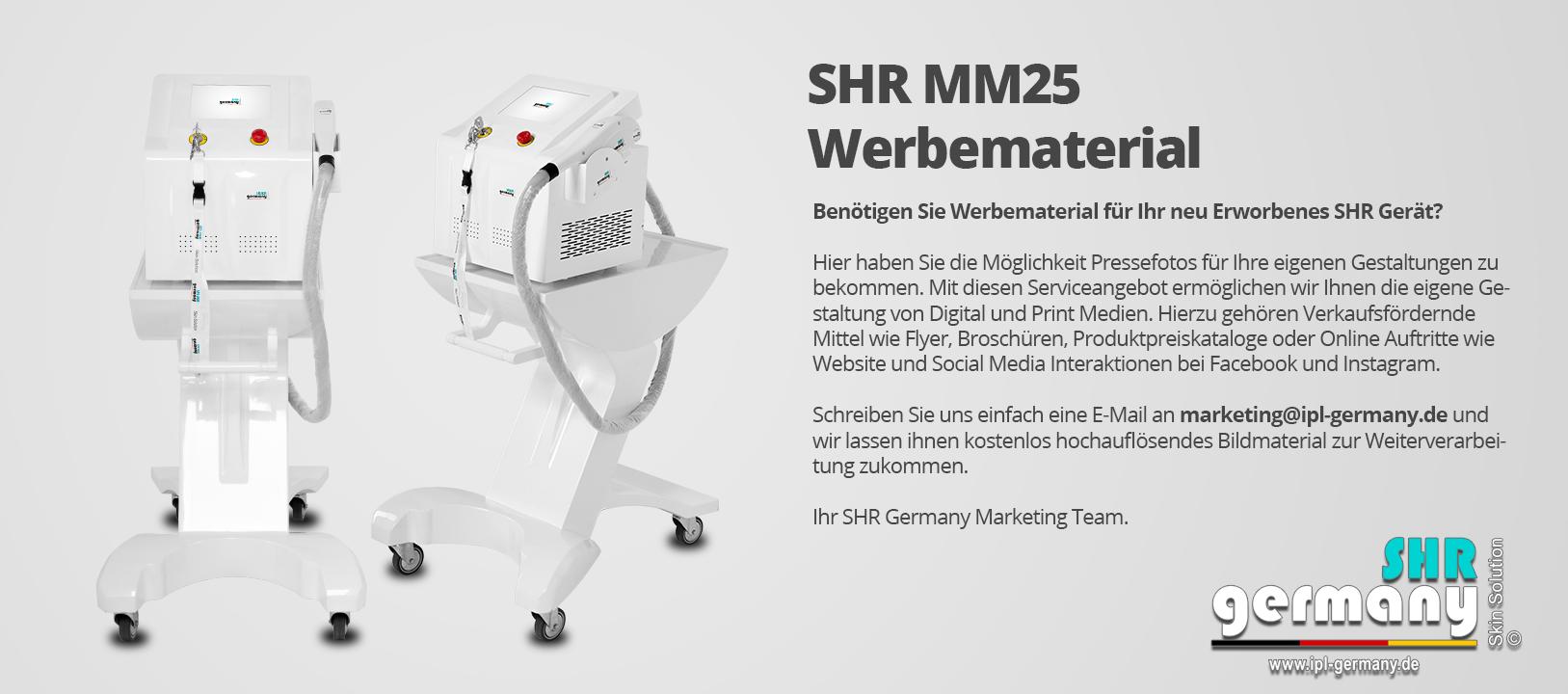 SHR_Germany_MMU25_Werbematerial